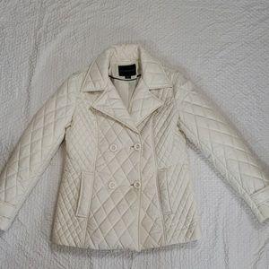 Off white COVINGTON puffer lightweight coat sz S